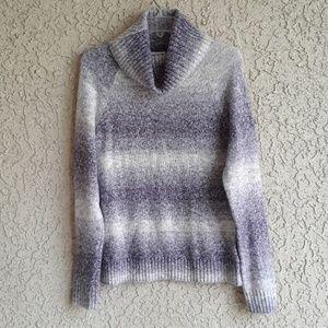 Columbia Cowl Neck Sweater